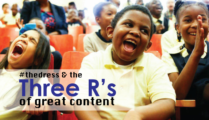 3R of content strategy